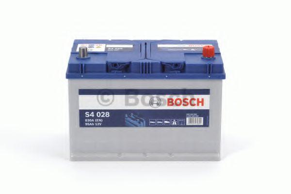 Стартерная аккумуляторная батарея BOSCH арт. 0092S40280