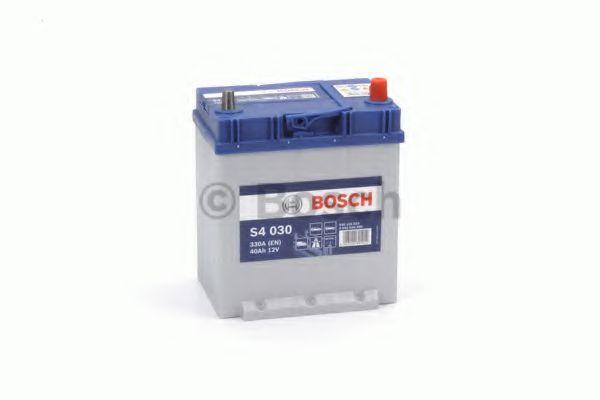 Стартерная аккумуляторная батарея Bosch - 0092S40300