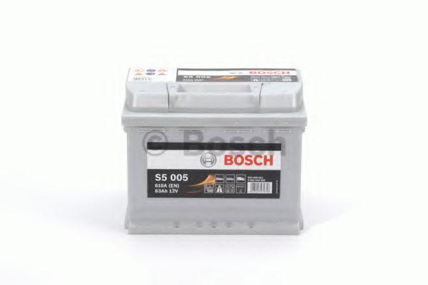 Стартерная аккумуляторная батарея BOSCH арт. 0092S50050