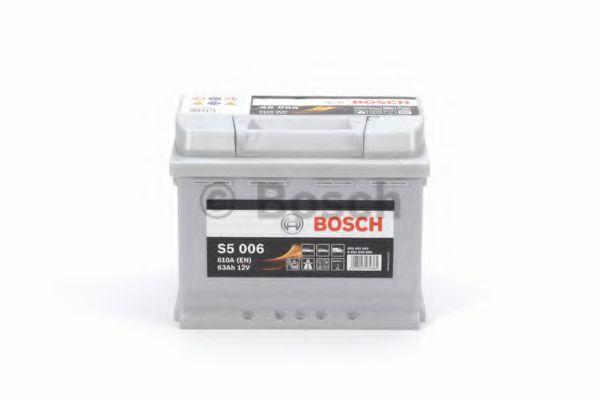 Стартерная аккумуляторная батарея BOSCH арт. 0092S50060