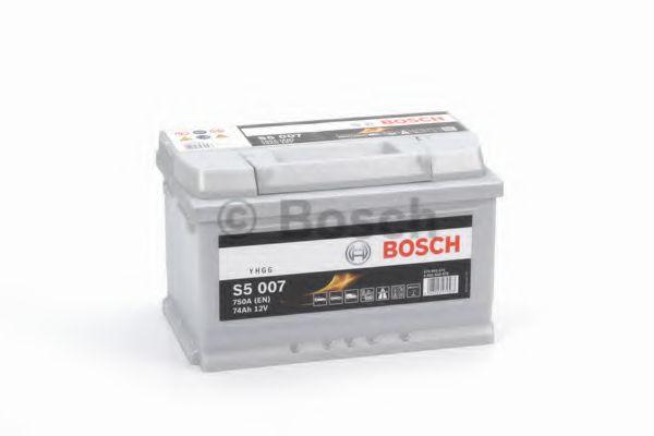 Стартерная аккумуляторная батарея BOSCH арт. 0092S50070
