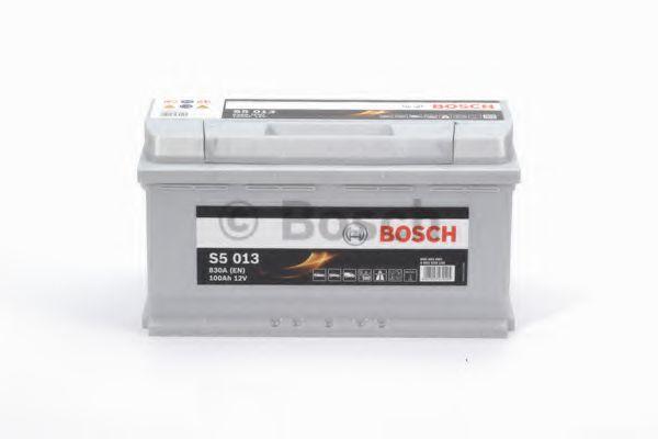 Стартерная аккумуляторная батарея BOSCH арт. 0092S50130