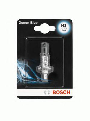 Автолампа галогенова 55W Bosch 1987301011