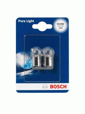 Автолампа 10W Bosch 1987301019