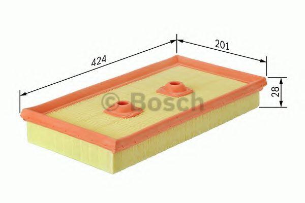 Воздушный фильтр BOSCH арт. F026400482