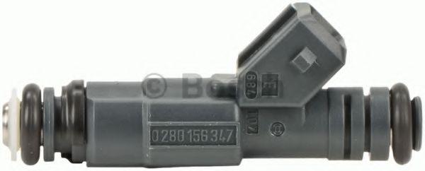 Форсунка двигуна Bosch 0280156347