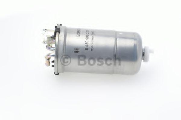 Фильтры топливные Топливный фильтр BOSCH арт. 0450906322