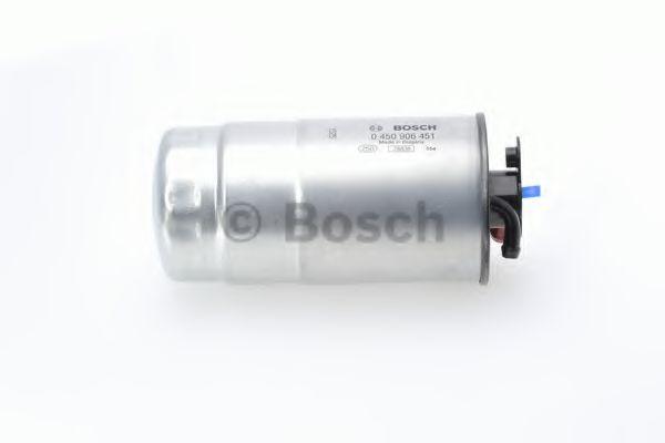 Фильтры топливные Топливный фильтр BOSCH арт. 0450906451