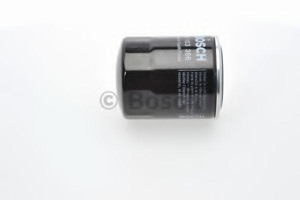 Фильтры масляные Масляный фильтр BOSCH арт. 0451103366