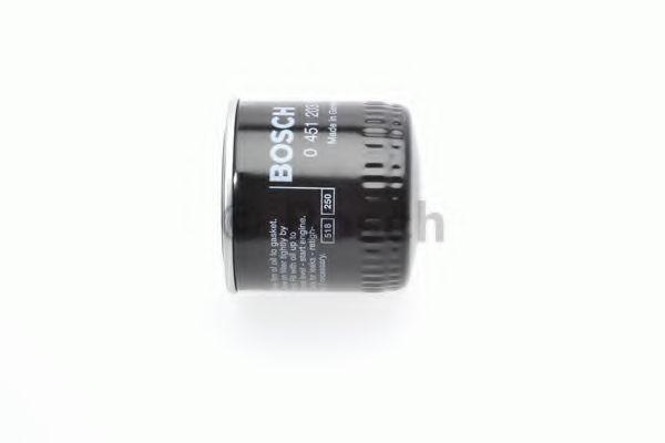 Фильтры масляные Масляный фильтр BOSCH арт. 0451203154