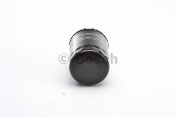 Фильтры масляные Масляный фильтр BOSCH арт. 0986452041