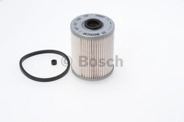 Фильтры топливные Топливный фильтр BOSCH арт. 1457431705