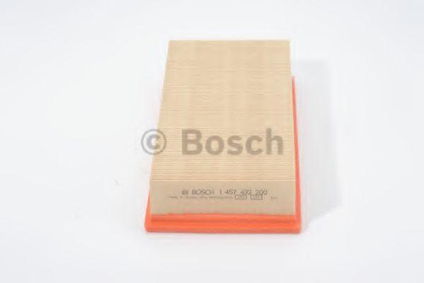 Фильтры воздуха салона автомобиля Воздушный фильтр BOSCH арт. 1457432200