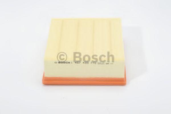 Фильтры воздуха салона автомобиля Воздушный фильтр BOSCH арт. 1457433772