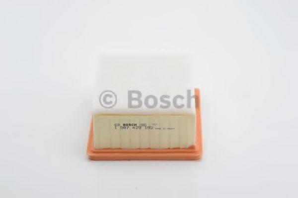 Фильтры воздуха салона автомобиля Воздушный фильтр BOSCH арт. 1987429182