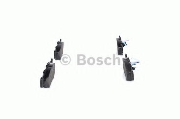 Комплект тормозных колодок, дисковый тормоз BOSCH арт. 0986424219