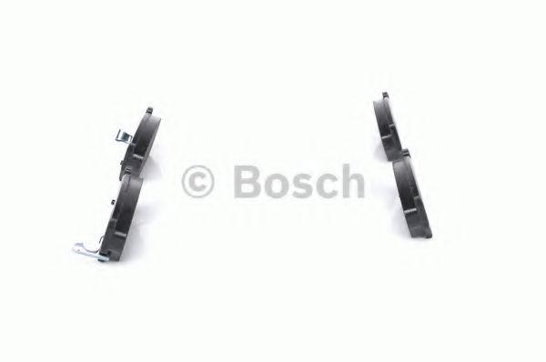 Комплект тормозных колодок, дисковый тормоз BOSCH арт. 0986424251