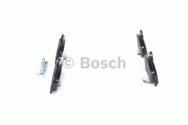 Комплект тормозных колодок, дисковый тормоз BOSCH арт. 0986424371