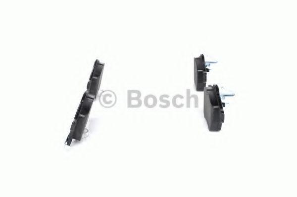 Комплект тормозных колодок, дисковый тормоз BOSCH арт. 0986424457