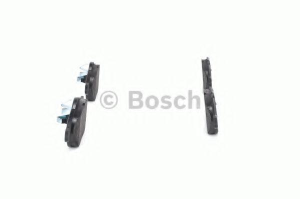 Комплект тормозных колодок, дисковый тормоз BOSCH арт. 0986424616