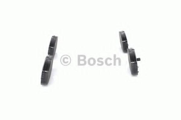 Комплект тормозных колодок, дисковый тормоз BOSCH арт. 0986424811