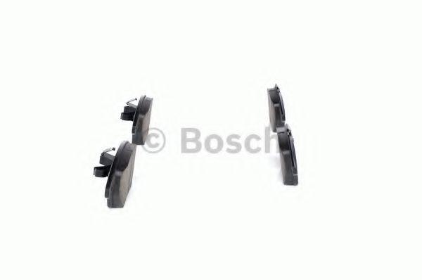 Комплект тормозных колодок, дисковый тормоз BOSCH арт. 0986424825