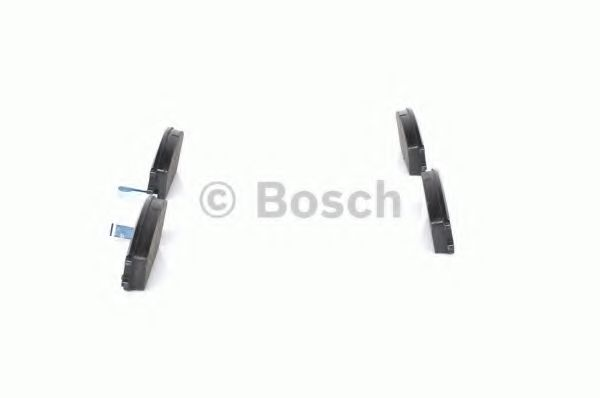 Комплект тормозных колодок, дисковый тормоз BOSCH арт. 0986461127