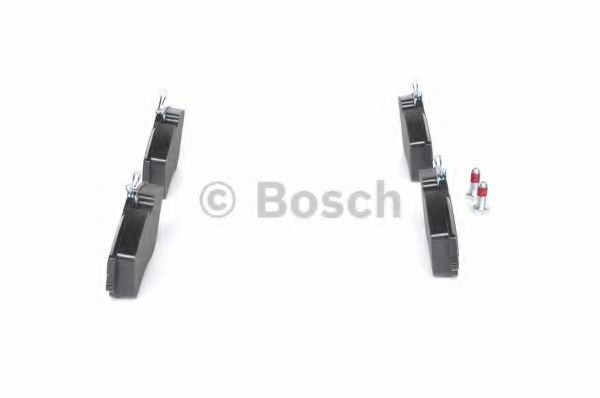 Комплект тормозных колодок, дисковый тормоз BOSCH арт. 0986461753