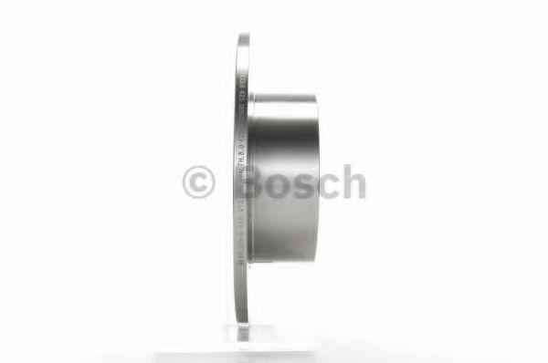Диск гальмівний Bosch 0986478132