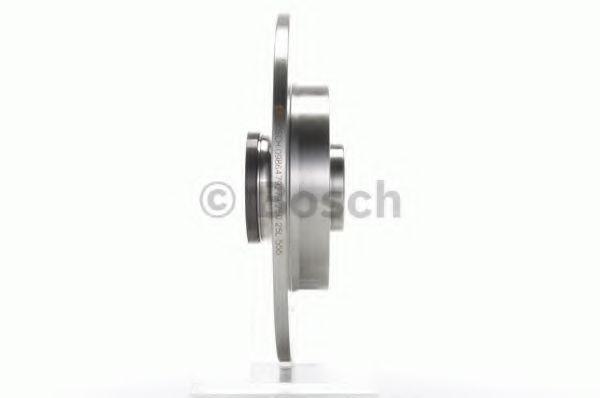 Диск гальмівний Bosch 0986479279