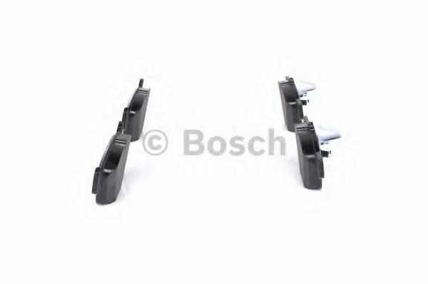Комплект тормозных колодок, дисковый тормоз BOSCH арт. 0986494001