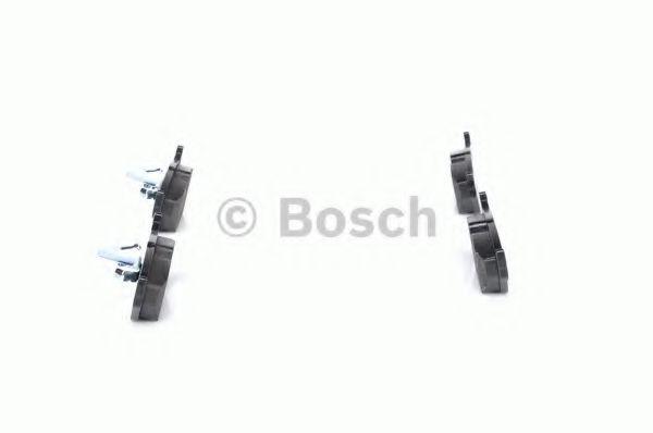 Комплект тормозных колодок, дисковый тормоз BOSCH арт. 0986494009