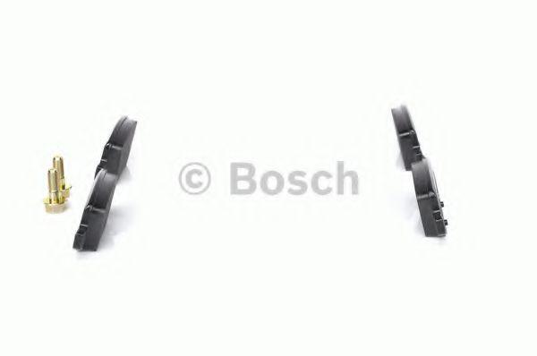 Комплект тормозных колодок, дисковый тормоз BOSCH арт. 0986494023