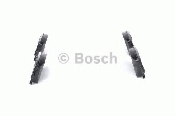 Комплект тормозных колодок, дисковый тормоз BOSCH арт. 0986494062