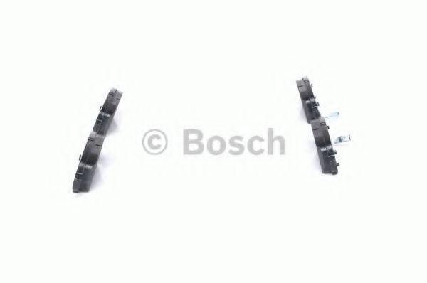 Комплект тормозных колодок, дисковый тормоз BOSCH арт. 0986494090
