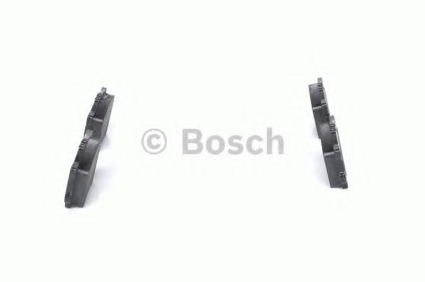 Комплект тормозных колодок, дисковый тормоз BOSCH арт. 0986494154