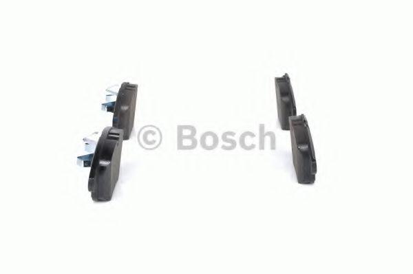 Комплект тормозных колодок, дисковый тормоз BOSCH арт. 0986494246