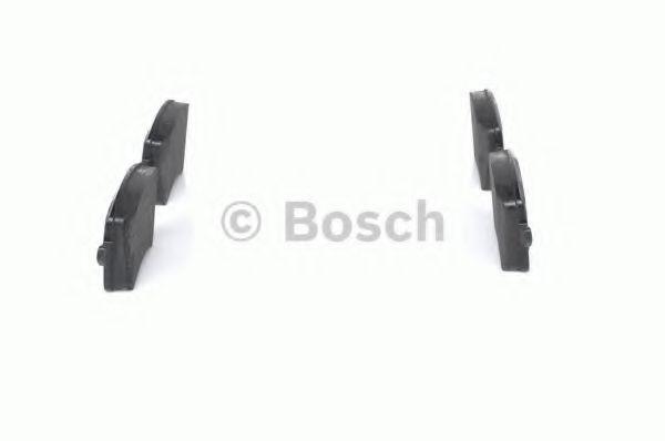 Комплект тормозных колодок, дисковый тормоз BOSCH арт. 0986494254