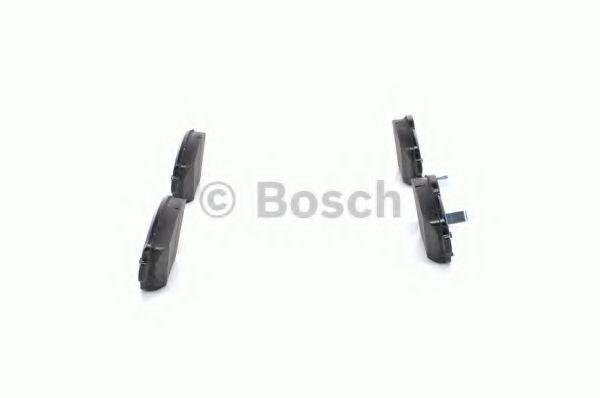 Комплект тормозных колодок, дисковый тормоз BOSCH арт. 0986494260