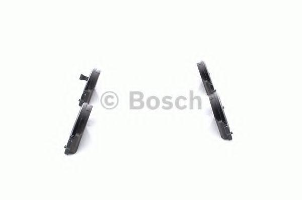 Комплект тормозных колодок, дисковый тормоз BOSCH арт. 0986494268
