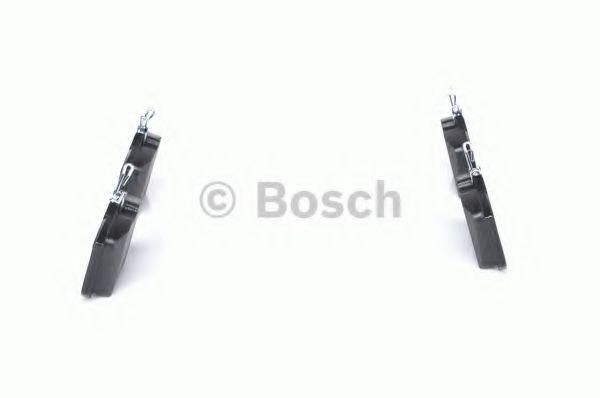 Комплект тормозных колодок, дисковый тормоз BOSCH арт. 0986494387