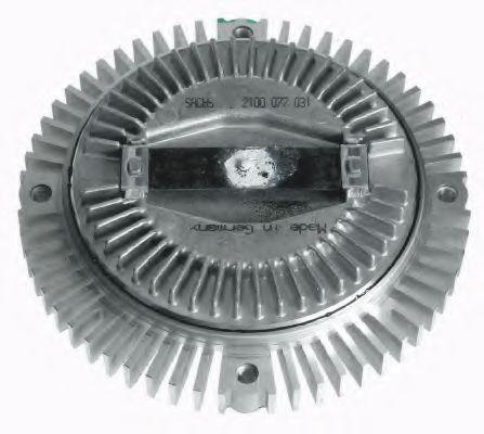 Сцепление, вентилятор радиатора SACHS арт.
