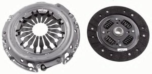 Комплект зчеплення Sachs 3000951334