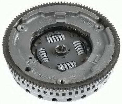 Комплект зчеплення Sachs 3089006033