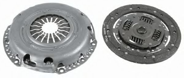 Комплект сцепления Sachs - 3000 951 024