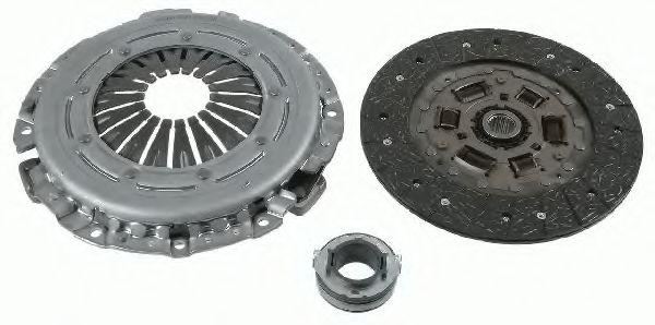 Комплект зчеплення Sachs 3000954222