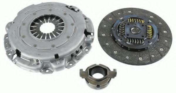 Комплект зчеплення Sachs 3000950631