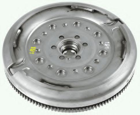 Комплект зчеплення Sachs 2289000280