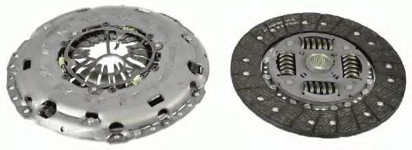 Комплект зчеплення Sachs 3000950937