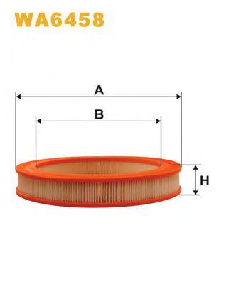 Воздушный фильтр WIXFILTERS арт. WA6458
